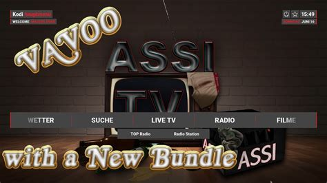 The Wonderful NEW VAVOO AssiTV APK WITH NEW Bundle FOR ALL
