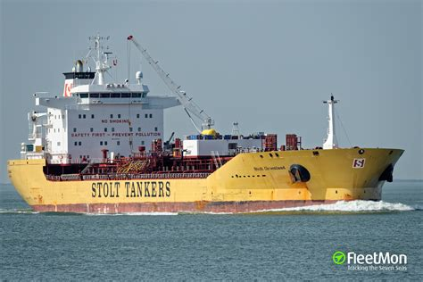 Vessel STOLT GROENLAND (Oil Products Tanker) IMO 9414072