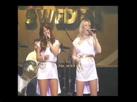 The Music of ABBA by ARRIVAL from Sweden - YouTube