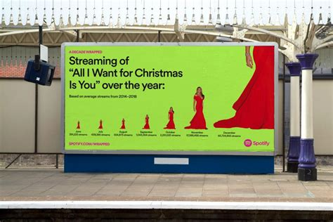 «All I want for Christmas is you» wurde im Juni 400'000