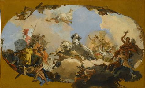 Tiepolo, the 'Best Painter in Venice,' Goes on View in