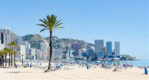 Weather Benidorm in May 2020: Temperature & Climate