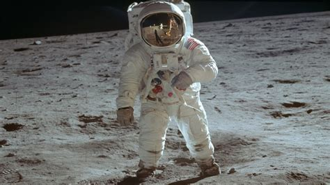 """Armstrong's famous """"one small step"""" quote -- explained"""