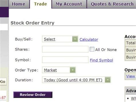 """Basic Stock Lessons - """"Buy Stop Limit"""" Order - YouTube"""