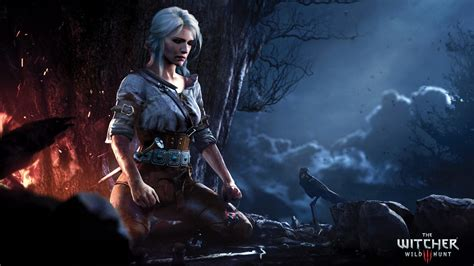 The Witcher 3 Wild Hunt Ciri Wallpapers | HD Wallpapers