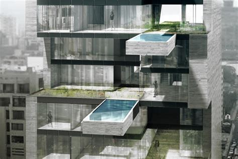Luxury Condos with Private Pools - WSJ