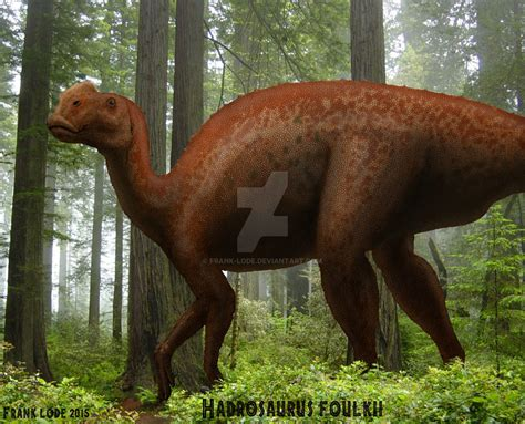 Hadrosaurus - Facts and Pictures