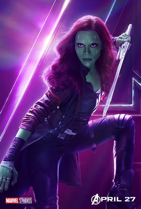 See all 22 new Avengers: Infinity War character posters