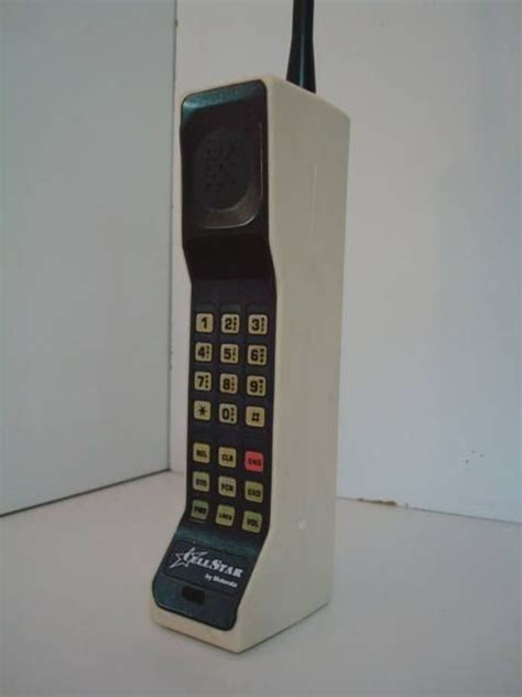 We just ordered 2 rubber old school brick phone toys for