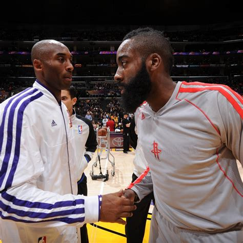 How James Harden Can Really Be Better Than Kobe Bryant