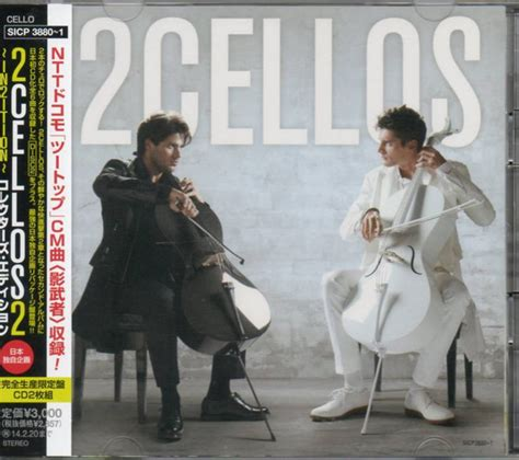 2Cellos - In2ition (2013, CD)   Discogs
