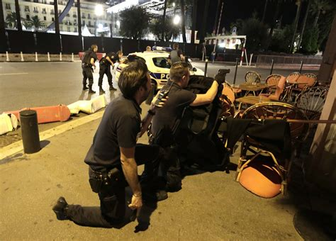 Nice attack: At least 84 dead in 'undeniable terrorist