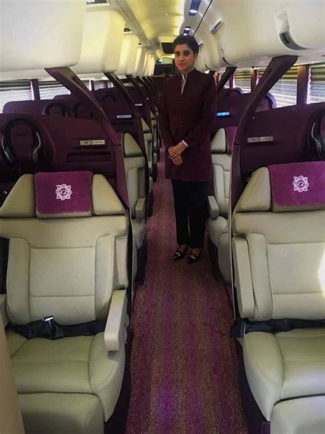 Volvo Luxury Bus Liner Q Connect Starts Its Service From