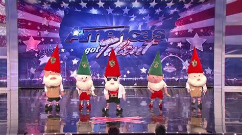America's Got Talent - Those Funny Little People