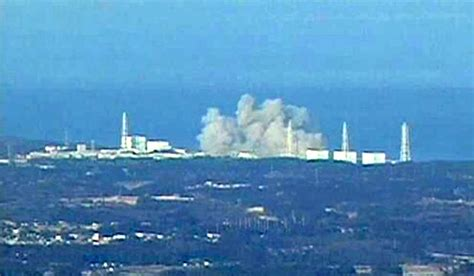 Race to cool damaged nuclear plant   Stuff