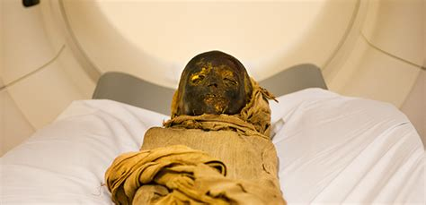 Mummies virtually unwrapped in Sweden | Digital meets Culture