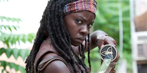 AMC Reveals First Look At Michonne In The Walking Dead