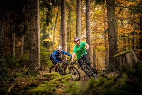 Flowtrail Bad Orb - Haseltal-Trail • Mountainbike