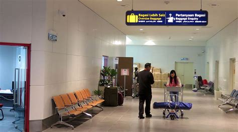 klia2 Lost & Found Facilities, operates from Monday to