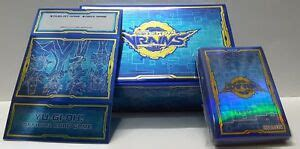 YU-GI-OH! Link Vrains Storage Box, Card Sleeves and Paper