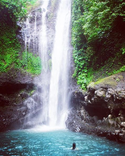 Aling Aling waterfalls leaves no one disapointed…