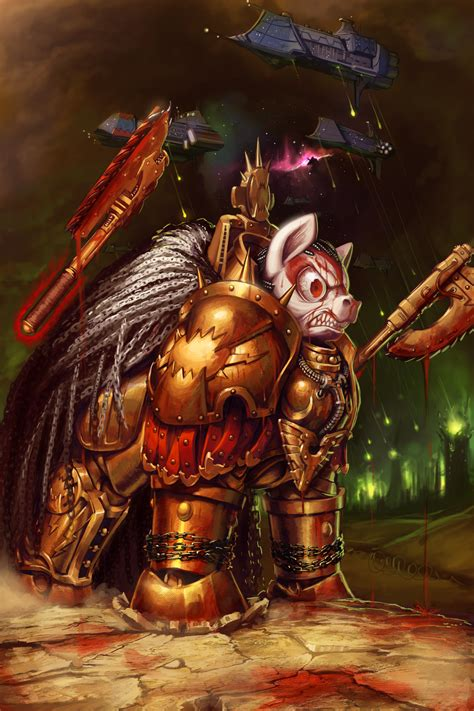 Angron, The World Eaters Primarch | My Little Pony