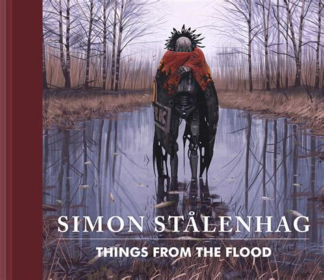 Simon Stålenhag: Things from the Flood - The Awesomer