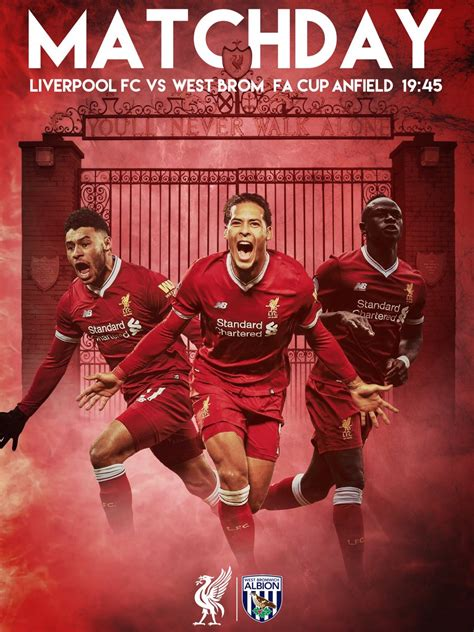 """Liverpool FC on Twitter: """"Back to Anfield this weekend"""