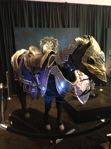 BlizzCon 2014: Warcraft Movie Props Showcased - IGN