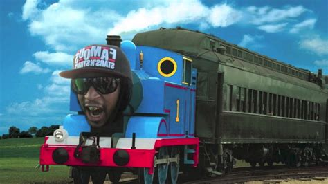 Thomas the Tank Engine Get Low - YouTube