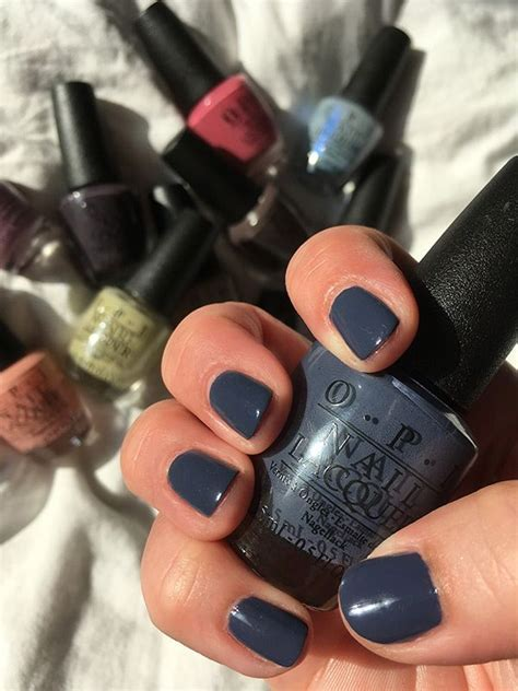OPI Less is Norse (Iceland Collection Fall Winter 2017