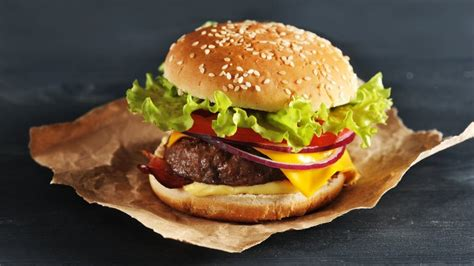 You've been eating your burgers the wrong way