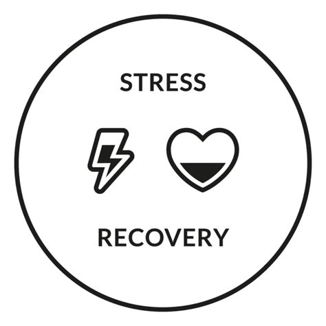 All-day Stress and Recovery - Firstbeat Features