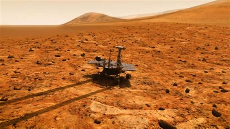 Built to last 90 days, Mars rover Opportunity ends mission