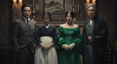 The Handmaiden (2016) - Theatrical Cut or Extended Cut