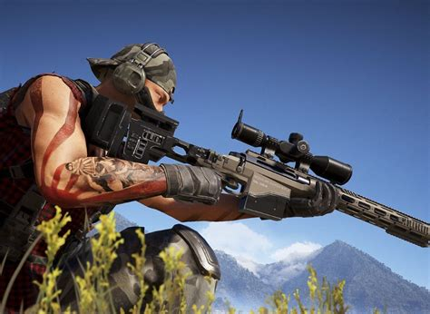 Ghost Recon: Wildlands guide: where to find the MSR, one