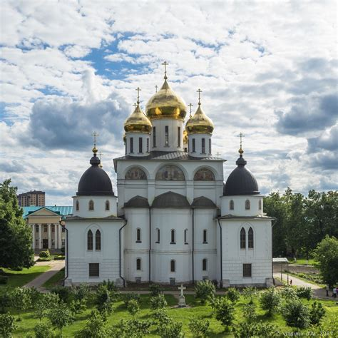 Assumption Cathedral in Dmitrov · Russia Travel Blog