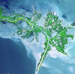 The stunning blood vessels of our planet: How river deltas
