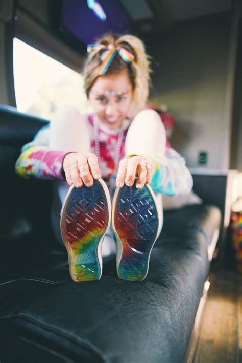 Miley Cyrus says, 'YES TO ALL' with Converse - Nike News