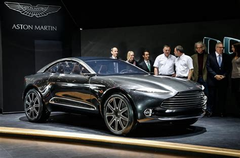 Aston Martin DBX crossover - new pictures | Autocar