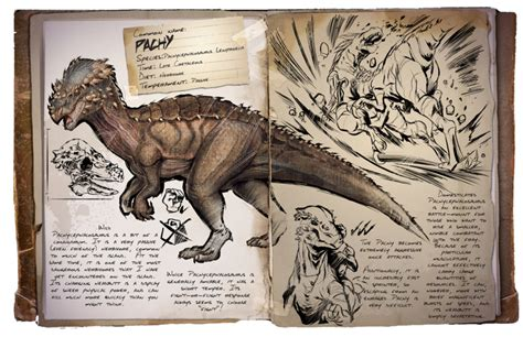 ARK: Survival Evolved Introduces the Hard-Headed Pachy