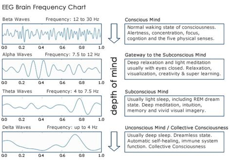 Brain Waves and the Deeper States of Consciousness