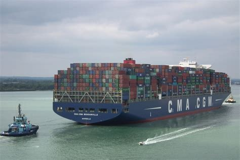 CMA CGM Bougainville – Ships Reviews