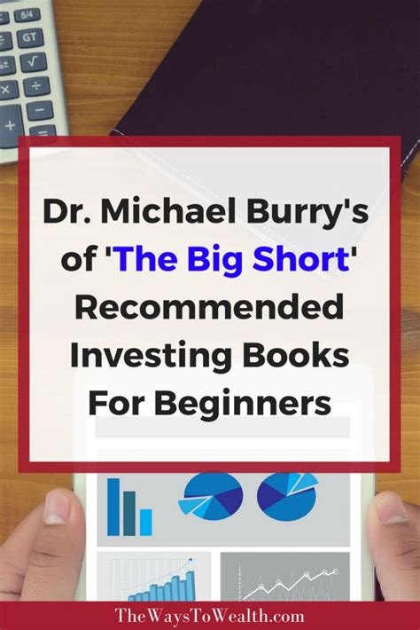 Michael Burry Recommended Reading List | The Ways to