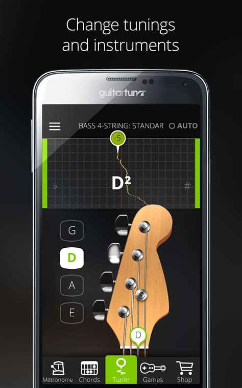 Guitar Tuner - Guitar Tuna – The Ultimate Free Tuner for