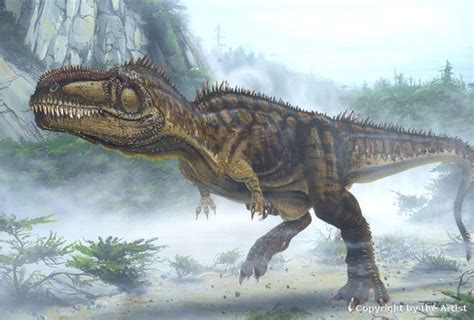 Giganotosaurus - Facts and Pictures