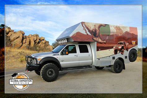 Global Expedition Vehicles - F-550 4x4 RV