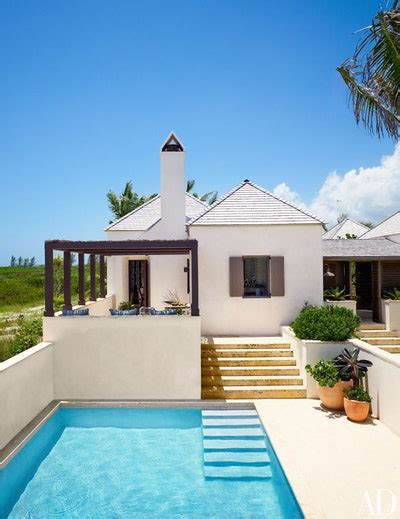 Tom Scheerer's Bahamas Vacation House | Architectural Digest