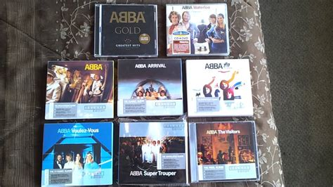 ABBA Deluxe Editions CD + DVD - YouTube