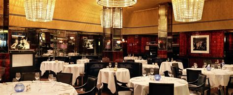 Savoy Grill Hotel Restaurant Review London - Celebrity